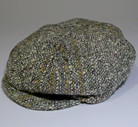 Studio Donegal Gray Casquette