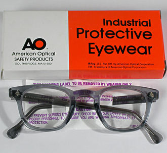 AO Safety Z87 46/24 Custom