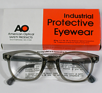 AO Safety Z87 50 Custom