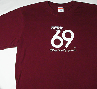organ69 Logo T-shirt #1