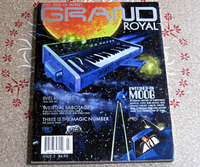 GRAND ROYAL MAGAZINE ISSUE 3