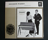 Hohner Pianet Promotion Record