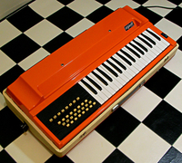 Italian Unknown Chord Organ