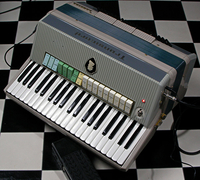 Farfisa Transicord Customized