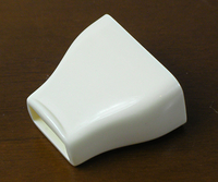 Hohner Mouthpiece White