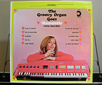 The Groovy Organ Goes Romantic