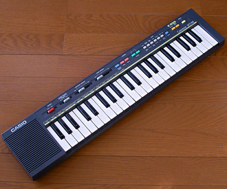 Casio Casiotone MT-55