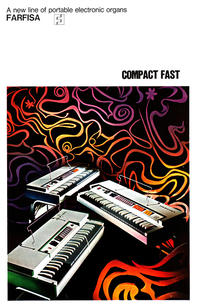 Farfisa COMPACT FAST 1970 Catalogue