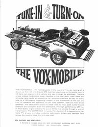 The VOX-MOBILE!